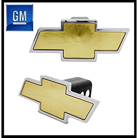 Ciondolo Einschub Frizione Chevy Bowtie cromo/oro - Gmc K2500 Frizione