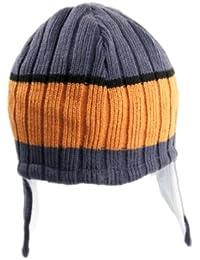 Warme Kinder Wintermütze mit Ohrenschutz - verschiedene Farben