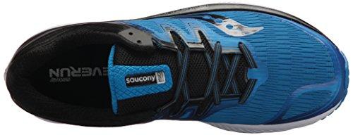 Saucony Herren Guide ISO Gymnastikschuhe blue-black