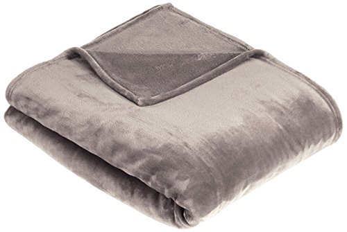 AmazonBasics Velvet Plush Throw