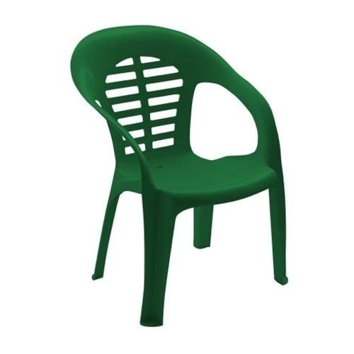GARDEN LIFE 8305V - Sillón confort, 40 x 52 x 83 cm, color verde