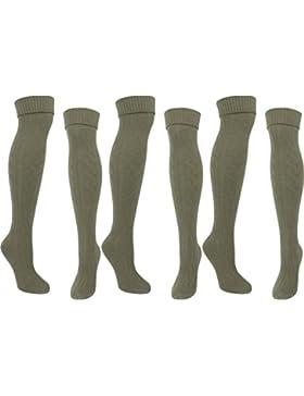Herren Trachten Kniebundhosen Strümpfe Baumwolle