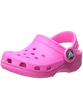 Crocs Kids Classic Shoe Pink Lemonade, The original kids Croc shoe
