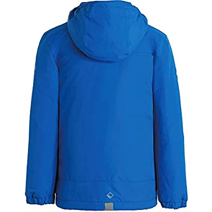 Regatta Children's Hurdle Ii Waterproof Insulated Hooded Jacket 7