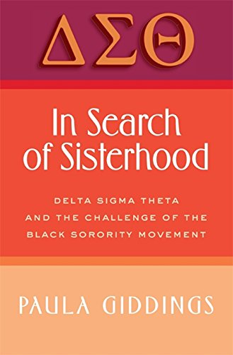 Pdf Download In Search Of Sisterhood By Paula Giddings Full