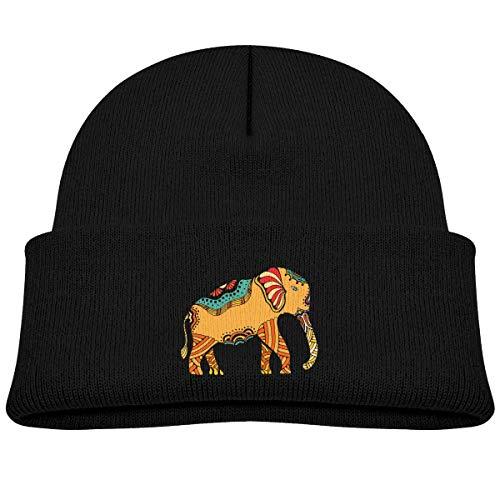 Mbefore Kleinkind Jungen Mädchen Hut Indian Elephant Beanie Hüte Skull Cap Knit Kids - Mädchen Indian Für Hut