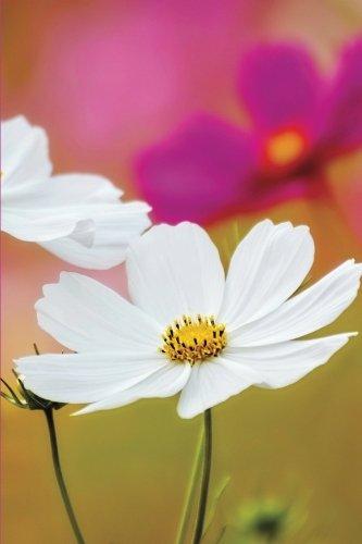 White Cosmos Flower Journal: Volume 3 (Flower Journals)