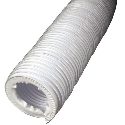 Xavax Abluftschlauch für Wäschetrockner, Innendurchmesser 10,2 cm, Länge 4 m -
