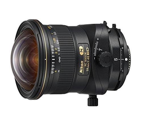 Nikon  PC NIKKOR 19 MM 1:4E ED (inkl. CL-1120 + LC-K101 FRONTKAPPE) (Nikon Pc-objektiv)