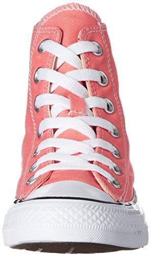 Converse Chuck Taylor All Star, Baskets Hautes Mixte Adulte Pink (Sunblush)
