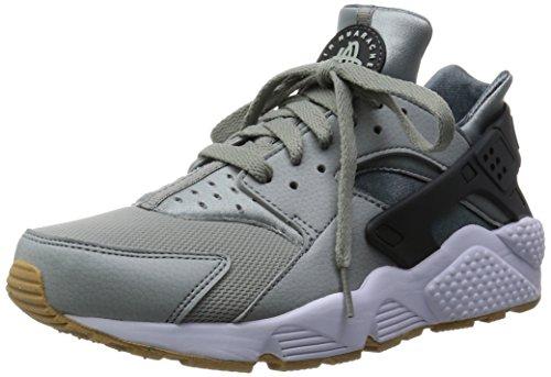 Preisvergleich Produktbild Nike Air Huarache, Herren Kurzschaft Stiefel, Negro / Blanco (Shark / Anthracite-Hasta-White), 43 EU