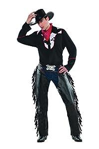 Christy`s 996192 - Disfraz de vaquero para hombre (adulto)