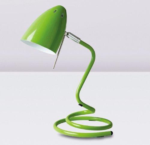 Schreibtischleuchte Swing grün Tischleuchte Nachttischleuchte Kinderleuchte Lampe