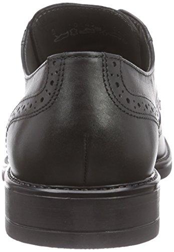 FRETZ menRobbie - Stivali uomo Nero (51 noir)