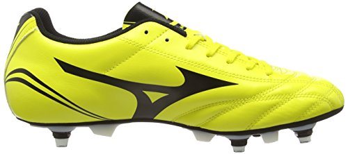Mizuno Morelia Neo Cl Mix, Chaussures de Rugby Homme Jaune (bolt/black)