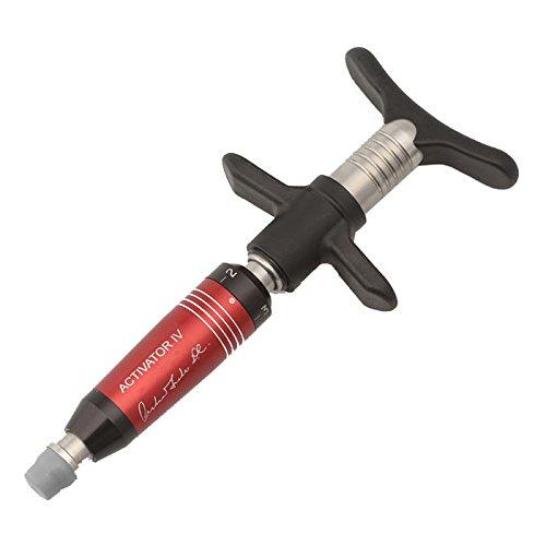 Activator IV - Chiropraktik Instrument - Adjustment Tool mit vordefinierte Kraft Einstellungen - Justierungsinstrument der zärtlicheren Bereiche des Körpers (Activator-tool)