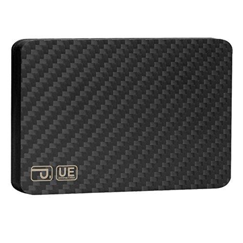 bb5678ca2a6d70 Porta carte di credito, PITAKA [MagWallet UE] Porta tessere magnetiche  modulari in fibra di carbonio minimalista Portafogli Rfid futuristico -  Garanzia a ...