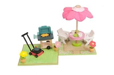Daisylane - Accesorio para casas de muñecas (Le Toy Van ME078) por Le Toy Van