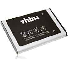 Batería LI-ION compatible con SAMSUNG reemplaza BST3108BE, AB043446BC, AB043446BE, AB043446LE, BST3108BC, BST3108BE