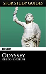 Homer: The Odyssey in Greek + English (SPQR Study Guides Book 33)