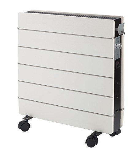 Jata DKX2000C Acumulador de silicio, 2000 W, Acero, Blanco