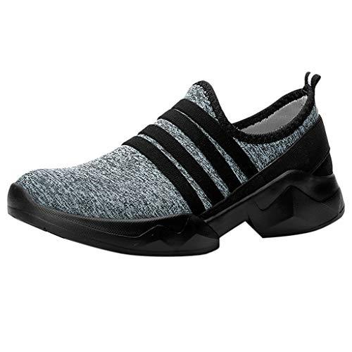 KERULA Laufschuhe Damen Herren Mode Paar Outdoor Mesh Lässige Sportschuhe Runing Atmungsaktive Schuhe Turnschuhe Sicherheitsschuhe Arbeitsschuhe Schutzschuhe Trekkingschuhe