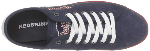 Redskins Frontec, Baskets mode homme Bleu (Navy Blanc)