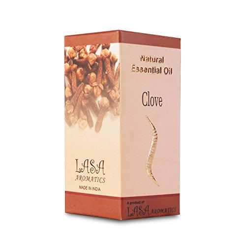 Lasa Gousse Aromatiques Des Huiles Essentielles 100% Pures Et Naturelles - 10 ml
