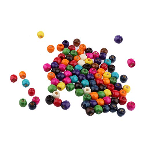 B Baosity 100 Pièces Perles de Cheveux Tresse de Africaine en Alliage Réglables Réutilisables Barrettes pour Coiffure Diy