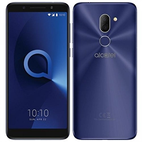 Alcatel 3X 5058Y 5.7 Q1.2Ghz 32GB 4G NFC Azul