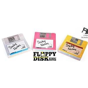 Floppy Disk Sticky Note