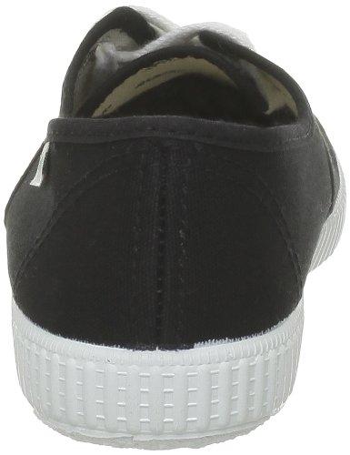 Victoria Inglesa Lona, Baskets mode mixte adulte Noir (10 Negro)