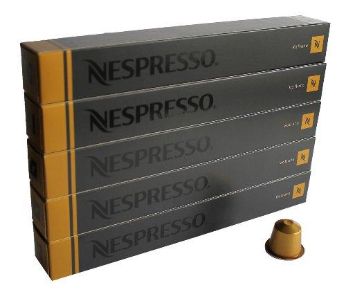 Shop for 50 Volluto Nespresso Capsules Espresso Lungo from Nestlé