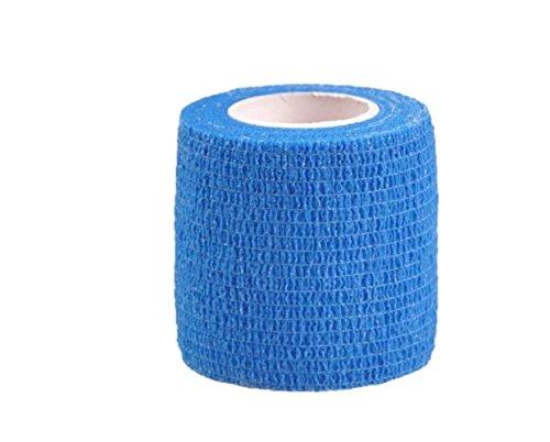 mttheaw 2cm de ancho * 15ft vendaje elástico para mascotas mascota suministros de enfermería