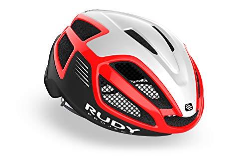Rudy Project Spectrum Helmet red/Black Shiny Kopfumfang L | 59-62cm 2020 Fahrradhelm