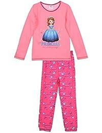 pyjama long princesse Sofia rose - Rosa, 6 años