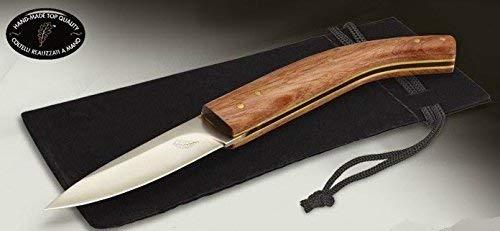 Taschenmesser Maestri Coltelli Handgefertigt Messer Klappmesser Einhandmesser 08 (Italienisch Taschenmesser)