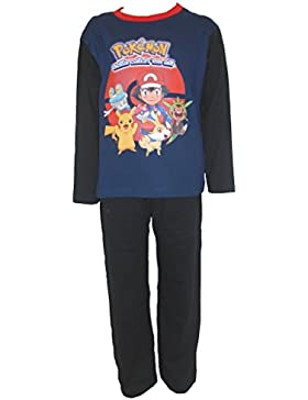 Pokemon Catch Em All! Boy's Pyjamas