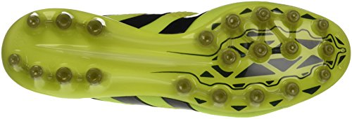 adidas Ace 16.1 Primeknit S80580, Entraînement de football homme Multicolore - Multicolore (Syello/Cblack/Silvmt)