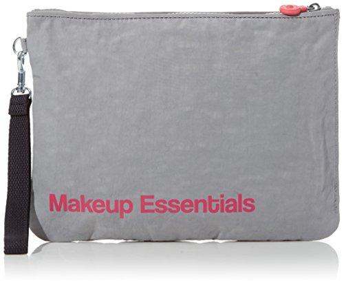 WRISTLET Münzbörse/Kosmetiktäschchen, 3er pack, Mehrfarbig (Pink Chevron bl), 28x21.5x1 cm ()