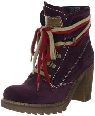 Tamaris 1-1-25268-29, Damen Fashion Halbstiefel & Stiefeletten, Violett (VINO 502), EU 41