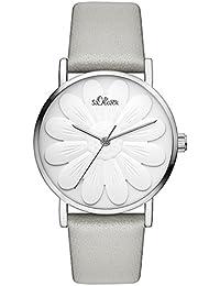 s.Oliver Damen-Armbanduhr SO-3471-LQ