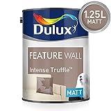 Dulux Feature Wall Matt 1,25 L - Pinturas de pared para interior (Emulsion, Preparado, Pared, Amarillo, Mate, 1,25 L)