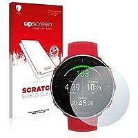 upscreen Scratch Shield Schutzfolie für Polar Vantage M – Kristallklar, Kratzschutz, Anti-Fingerprint