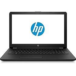 "HP Notebook 15-bs520ns - Portátil de 15"" (Procesador Intel Core i3-6006U Memoria RAM 8 GB Disco Duro 256GB SSD), Color Negro"