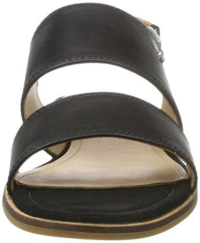 Marc O'Polo 70313861102100 Sandal, Sandali Donna nero (nero)