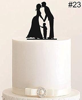 Cake Topper, Tortenstecker, Tortenfigur Acryl, Tortenständer Etagere Hochzeit Hochzeitstorte 0