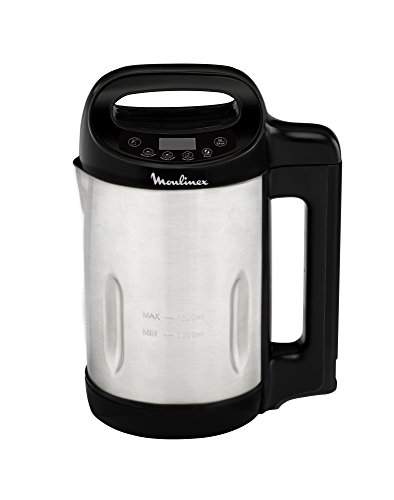 MOULINEX - Blender chauffant 1,2L - LM540810 My Daily...