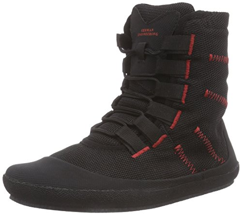 Sole Runner Transition Vario 2, Unisex-Erwachsene Boots, Schwarz (Black/Red 05), 48 EU