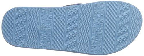 Mustang Mens 4113-701-8 Toe Separator Blue (8 Blue)